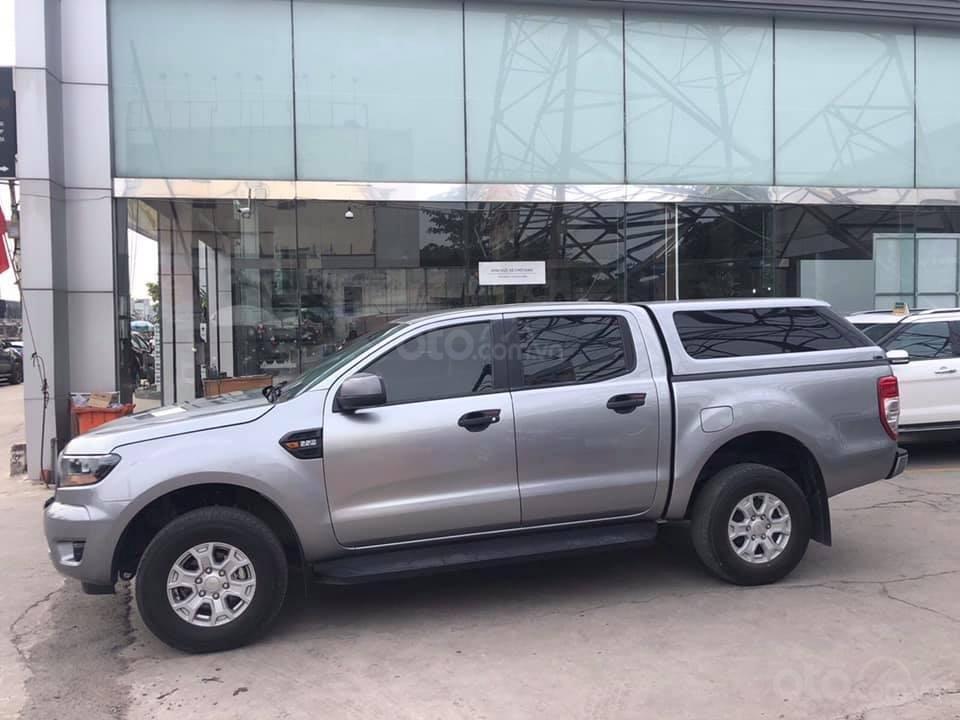 Bán Ford Ranger năm sản xuất 2018, màu bạc số tự động (6)