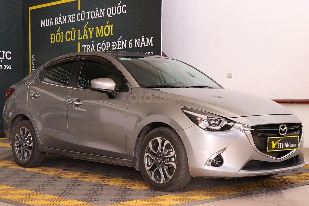 Bán nhanh chiếc Mazda 2 1.5AT  sản xuất năm 2018 (Full) (1)
