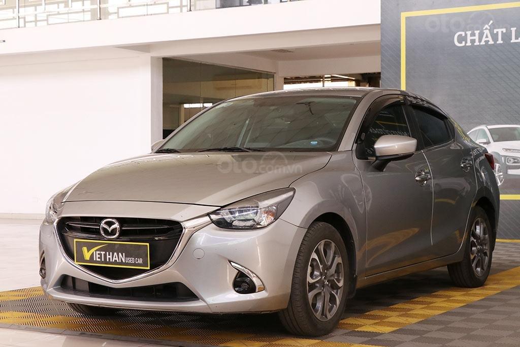 Bán nhanh chiếc Mazda 2 1.5AT  sản xuất năm 2018 (Full) (2)