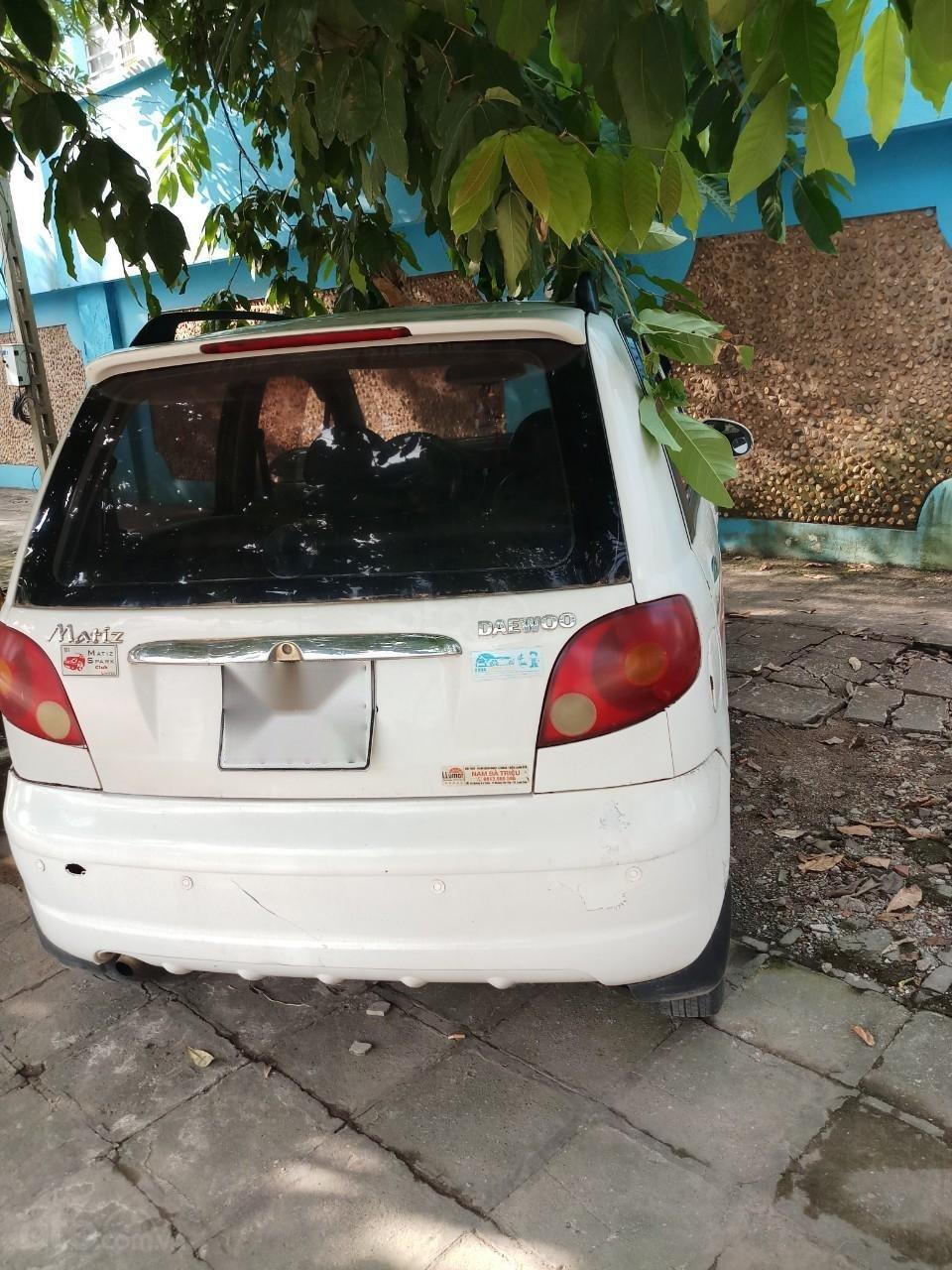 (ĐÃ BÁN) Gia đình cần lên đời nên bán xe Matiz 2 2003 tư nhân, giá 42tr (3)