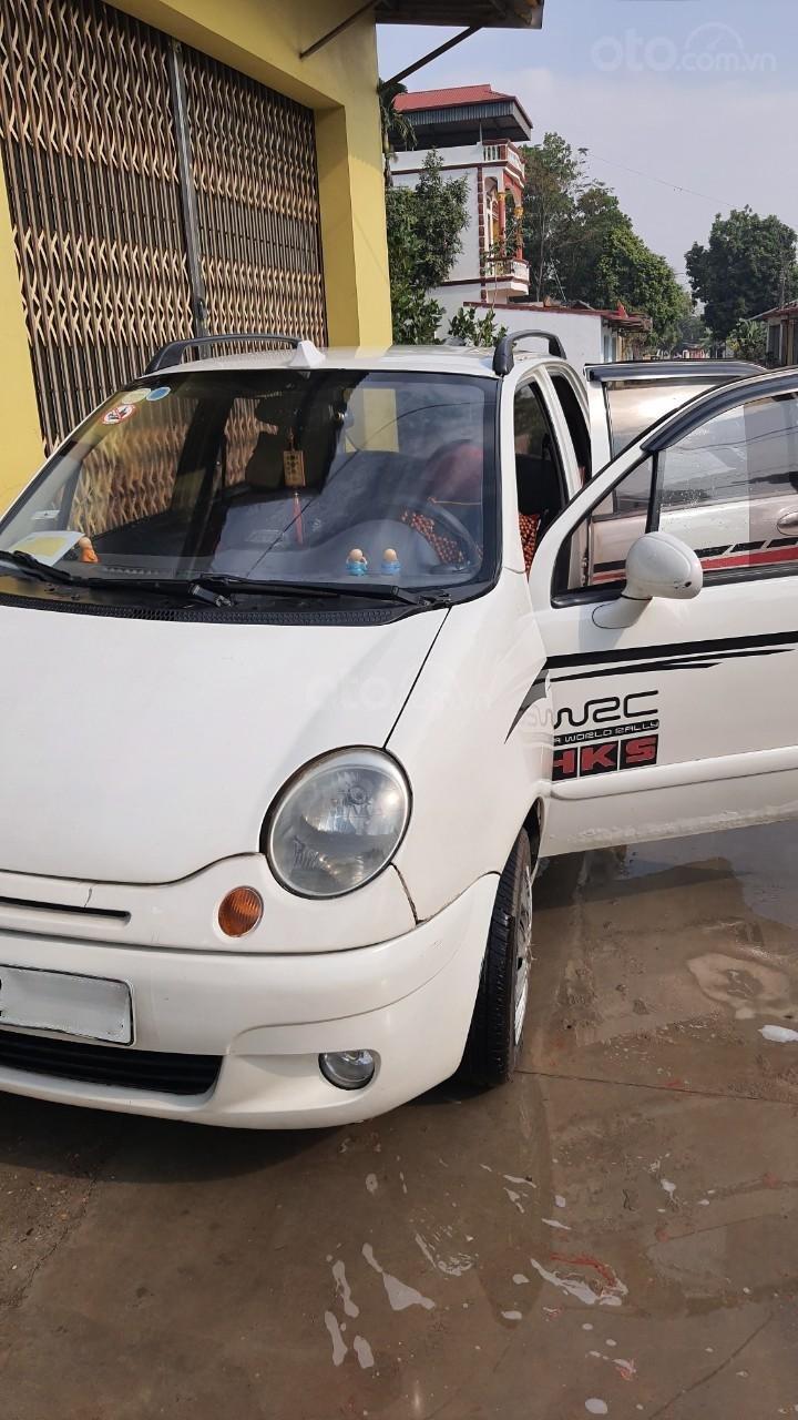 (ĐÃ BÁN) Gia đình cần lên đời nên bán xe Matiz 2 2003 tư nhân, giá 42tr (4)