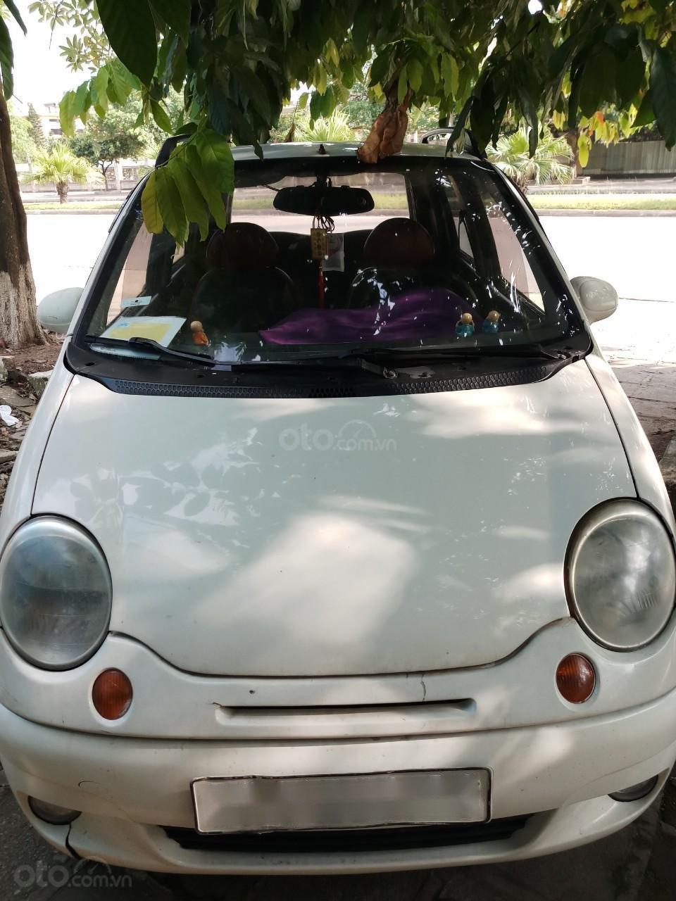 (ĐÃ BÁN) Gia đình cần lên đời nên bán xe Matiz 2 2003 tư nhân, giá 42tr (2)