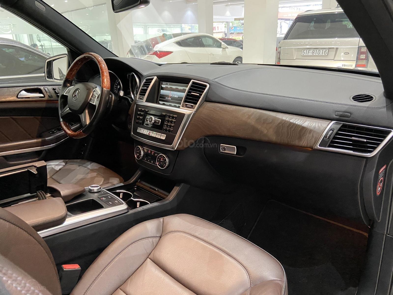 Bán xe Mercedes GL350 Xe sang, siêu đẹp sản xuất 2013 và đăng ký 2014 (11)