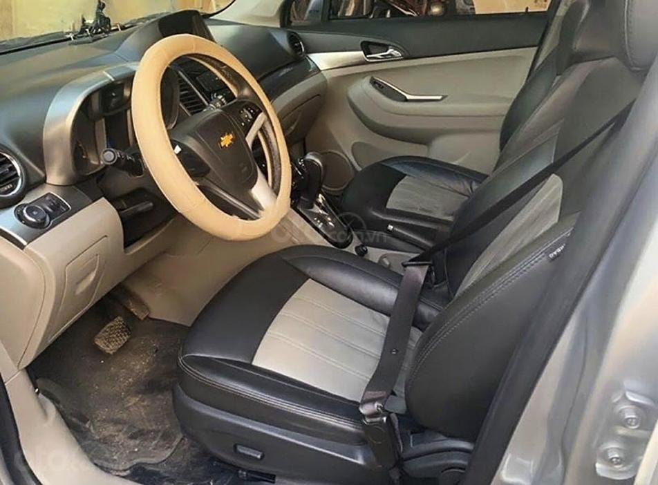Bán Chevrolet Orlando LTZ năm 2017, màu trắng, 468 triệu (2)