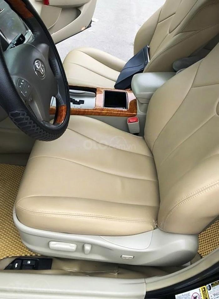 Cần bán gấp Toyota Camry LE năm sản xuất 2008, màu đen, nhập khẩu (4)