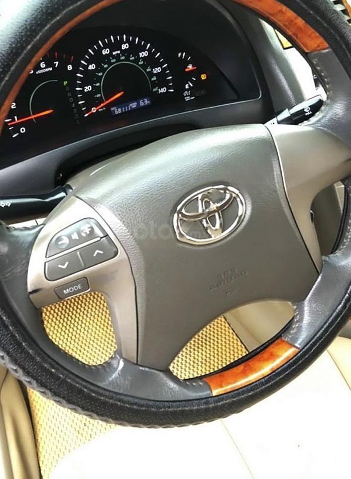 Cần bán gấp Toyota Camry LE năm sản xuất 2008, màu đen, nhập khẩu (6)