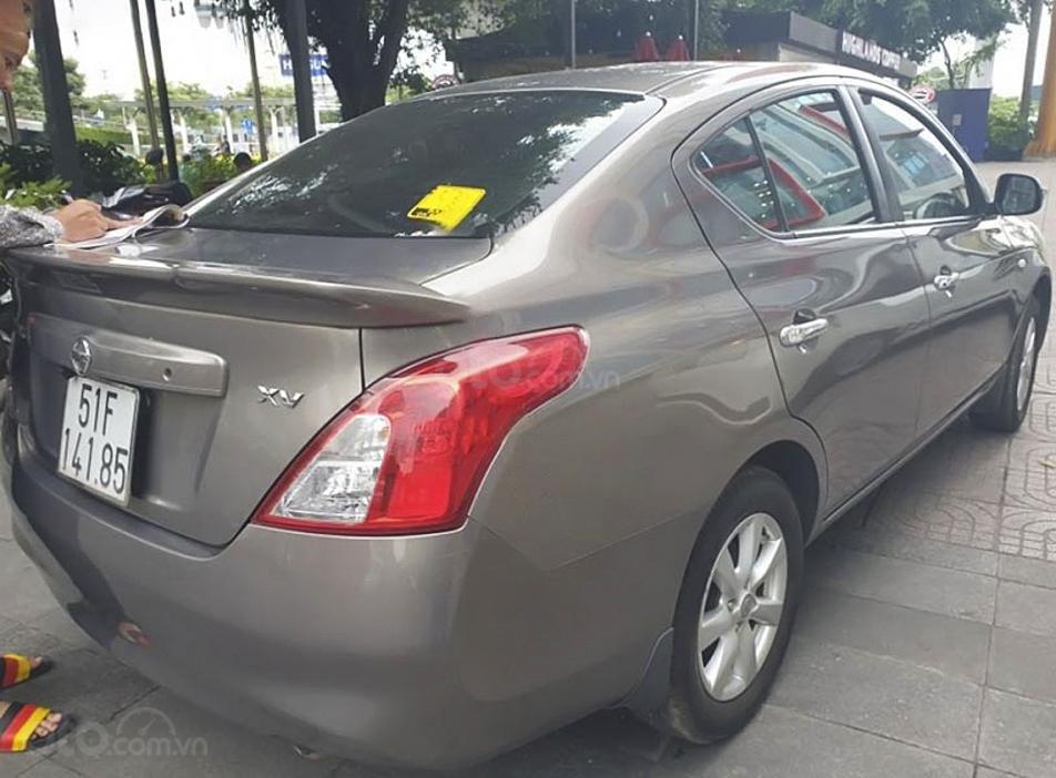 Cần bán Nissan Sunny XV sản xuất 2015, xe một đời chủ giá thấp (1)