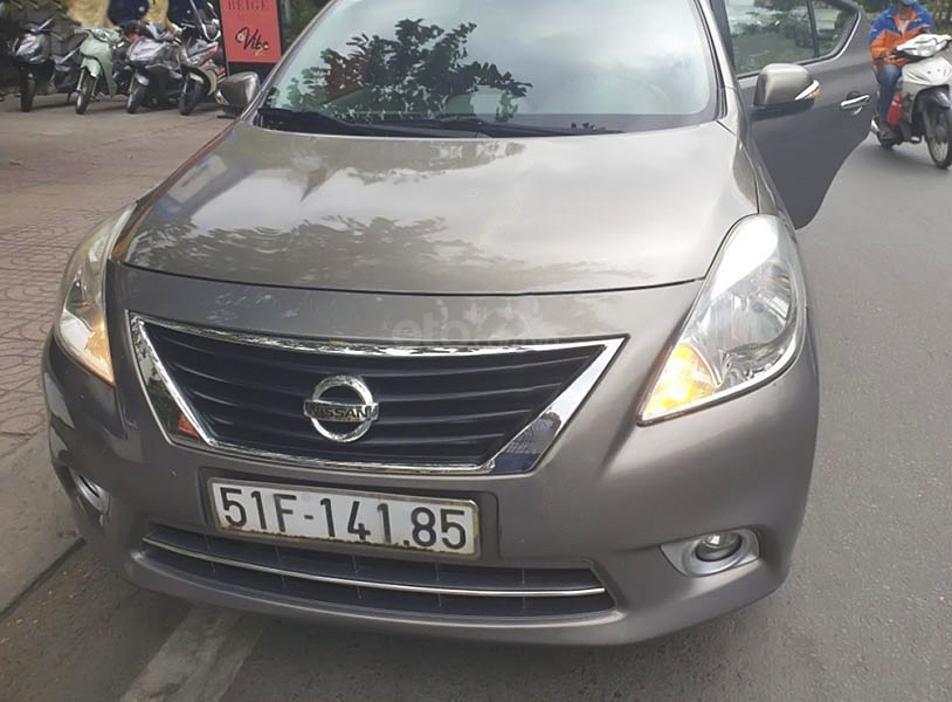 Cần bán Nissan Sunny XV sản xuất 2015, xe một đời chủ giá thấp (5)
