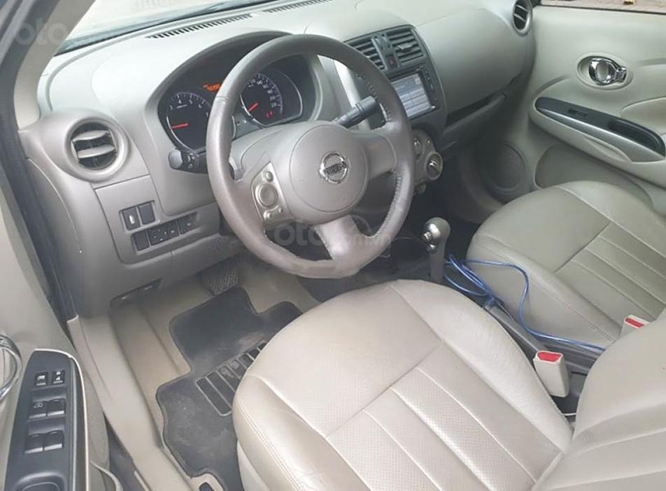 Cần bán Nissan Sunny XV sản xuất 2015, xe một đời chủ giá thấp (4)