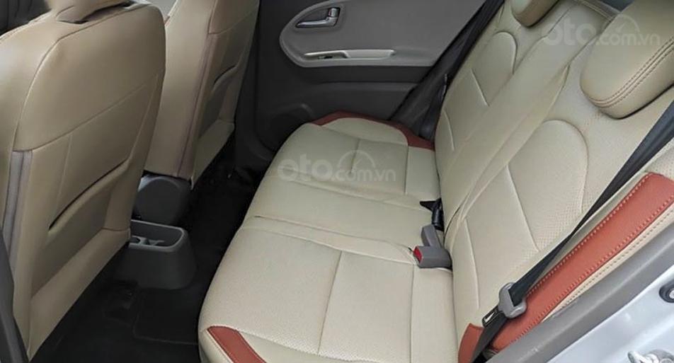 Bán xe Kia Morning sản xuất năm 2018, màu bạc, giá ưu đãi (2)