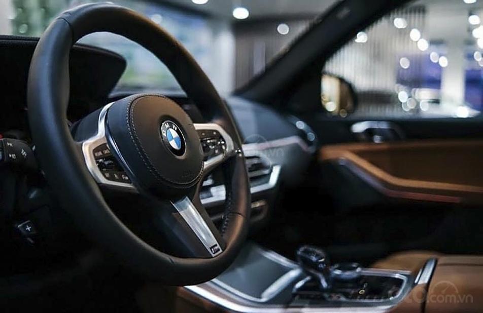 Bán xe BMW X5 xDrive40i M Sport sản xuất năm 2020, màu xanh lam, xe nhập (2)