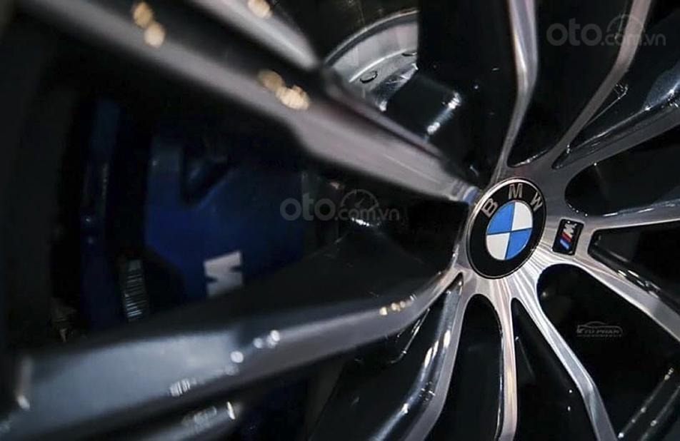 Bán xe BMW X5 xDrive40i M Sport sản xuất năm 2020, màu xanh lam, xe nhập (4)