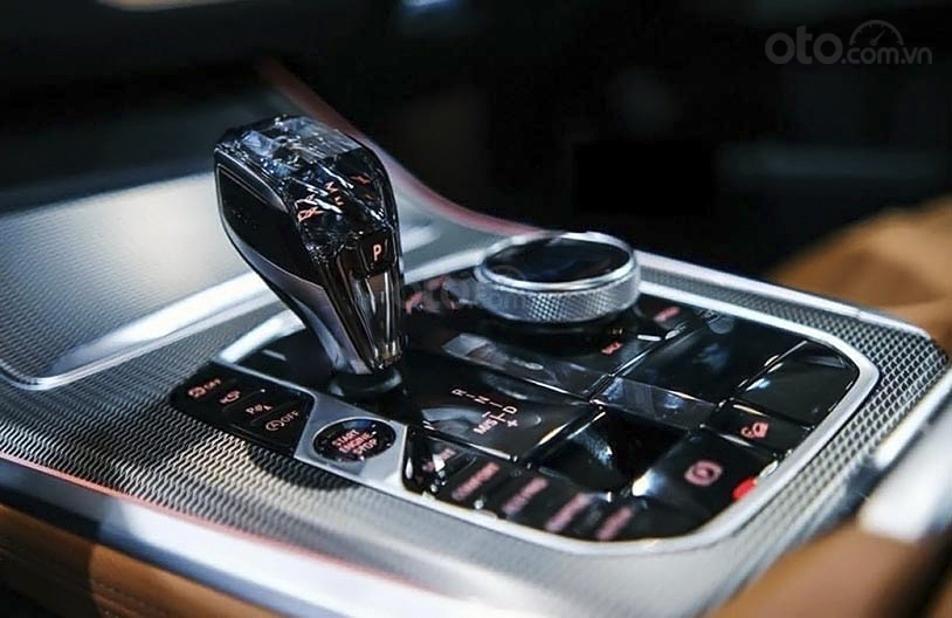 Bán xe BMW X5 xDrive40i M Sport sản xuất năm 2020, màu xanh lam, xe nhập (6)