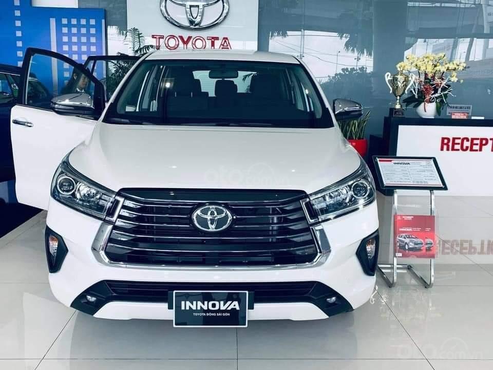 Toyota Innova mới, tặng ngay gói bảo dưỡng gồm thay nhớt, lọc nhớt, vệ sinh trong 3 năm (1)