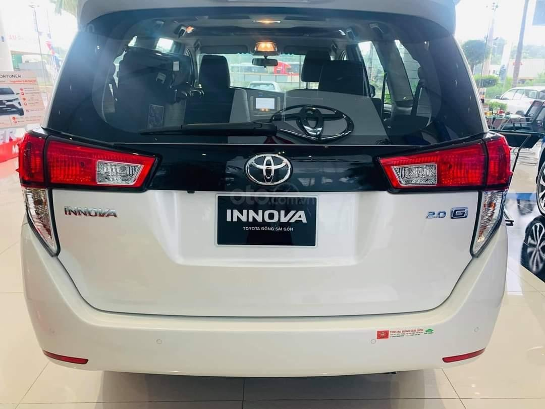 Toyota Innova mới, tặng ngay gói bảo dưỡng gồm thay nhớt, lọc nhớt, vệ sinh trong 3 năm (2)