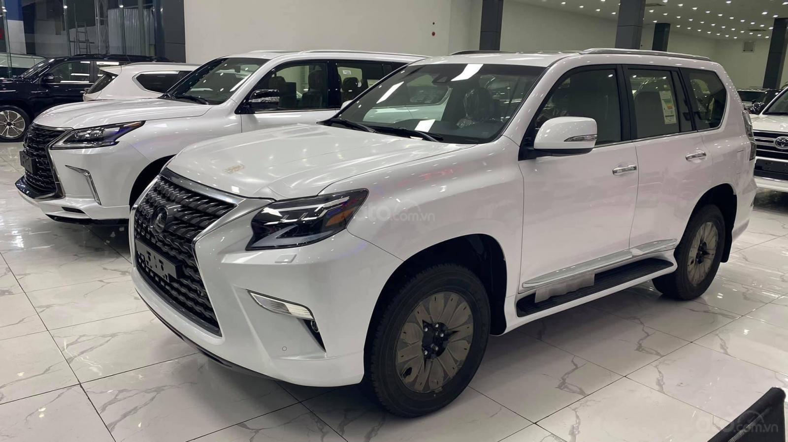 Bán Lexus GX460 Luxury 2021, mới 100%, xe giao ngay (2)