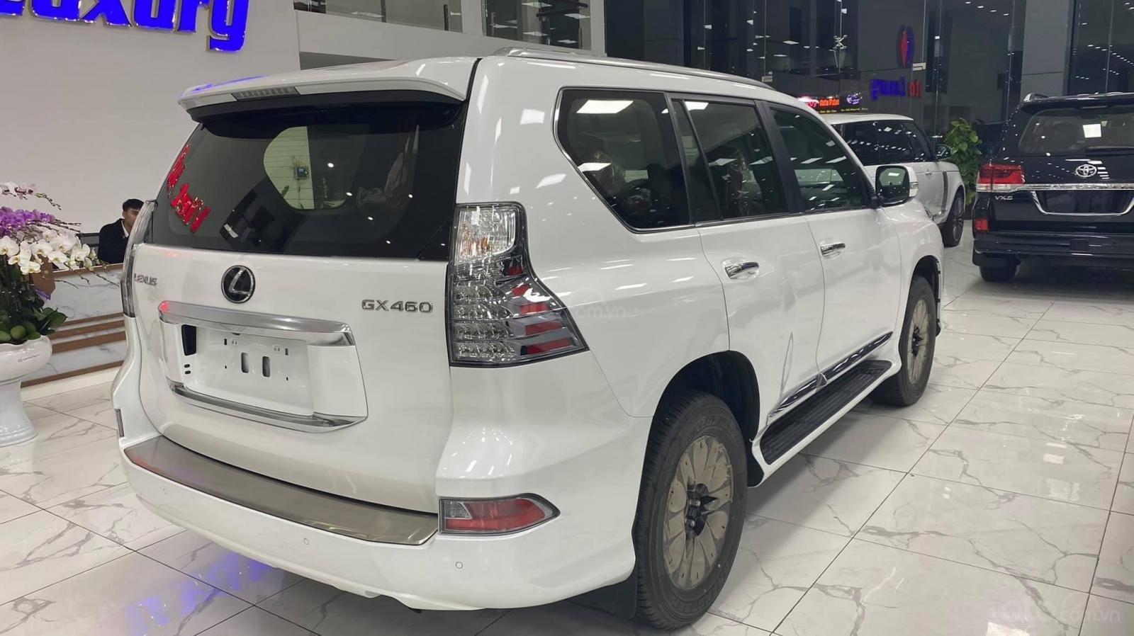 Bán Lexus GX460 Luxury 2021, mới 100%, xe giao ngay (5)