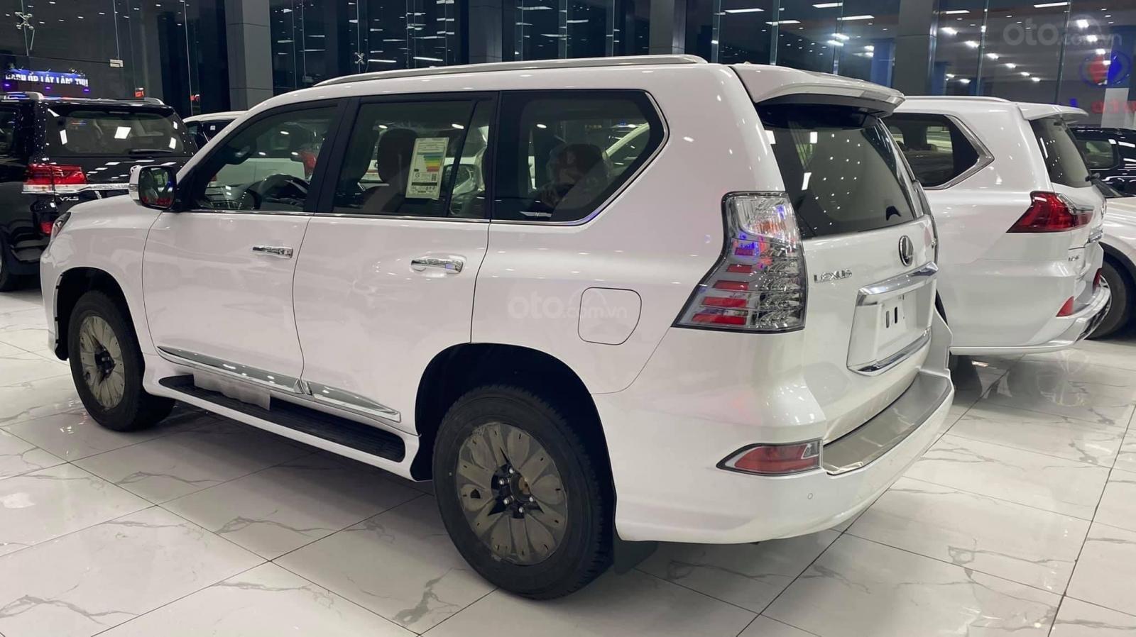 Bán Lexus GX460 Luxury 2021, mới 100%, xe giao ngay (6)