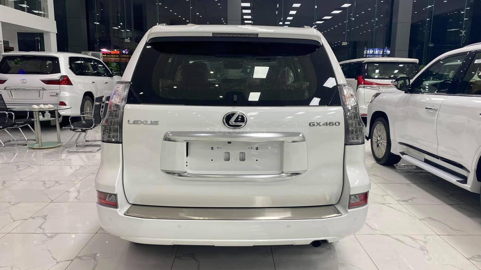Bán Lexus GX460 Luxury 2021, mới 100%, xe giao ngay (4)