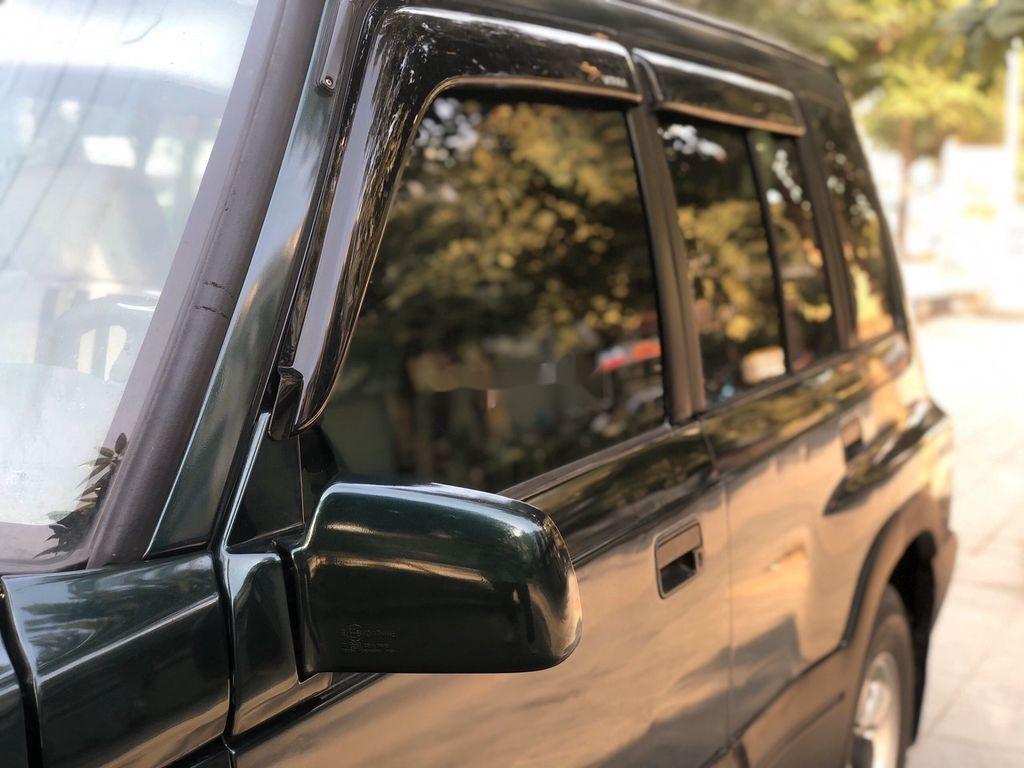Cần bán lại xe Suzuki Vitara 2005, màu đen, nhập khẩu  (12)