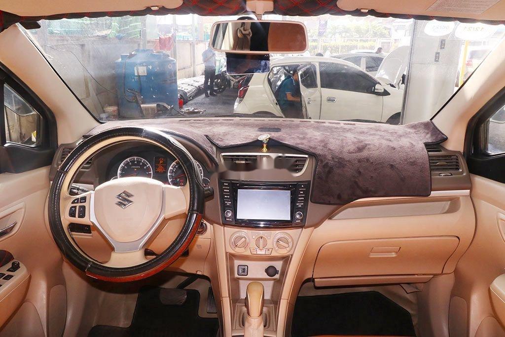 Cần bán gấp Suzuki Ertiga năm 2017, màu trắng, nhập khẩu, giá 426tr (8)