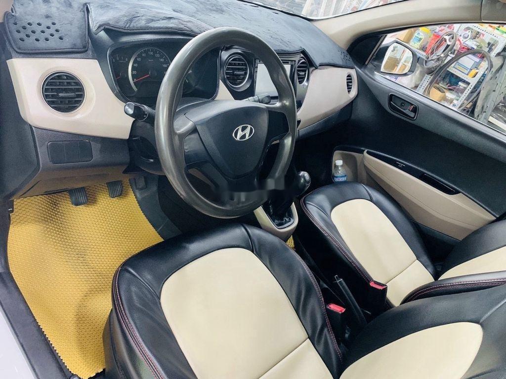 Bán xe Hyundai Grand i10 sản xuất năm 2015, nhập khẩu nguyên chiếc còn mới (4)