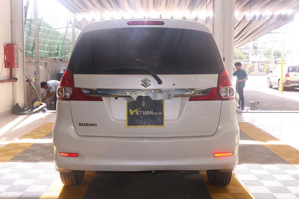 Cần bán gấp Suzuki Ertiga năm 2017, màu trắng, nhập khẩu, giá 426tr (4)