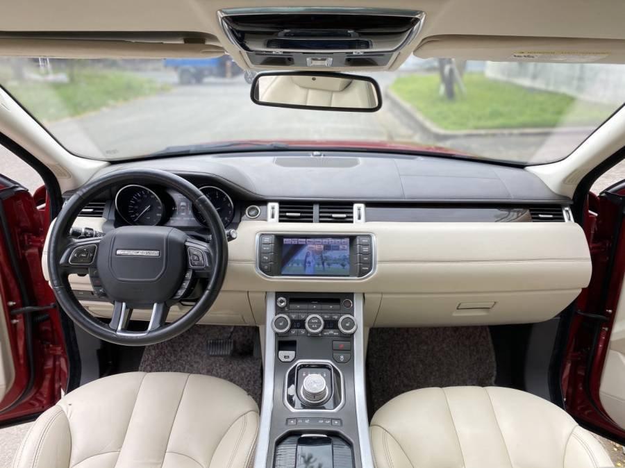 Cần bán xe LandRover Range Rover 2011, màu đỏ, nhập khẩu  (12)