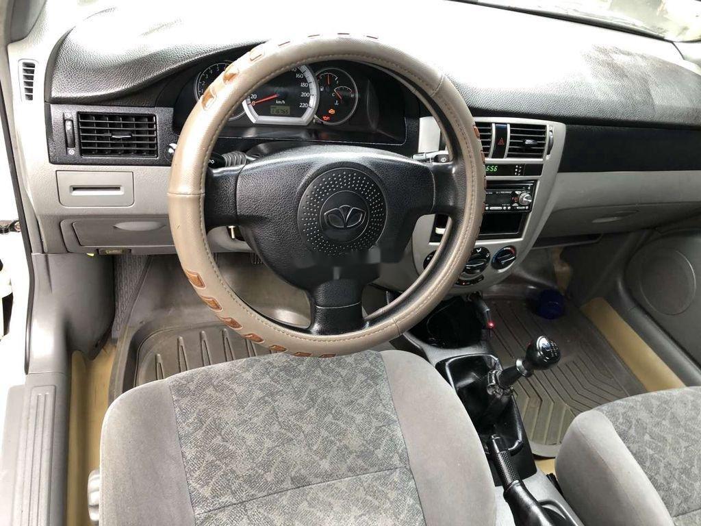 Bán xe Daewoo Lacetti đời 2004, màu trắng (9)
