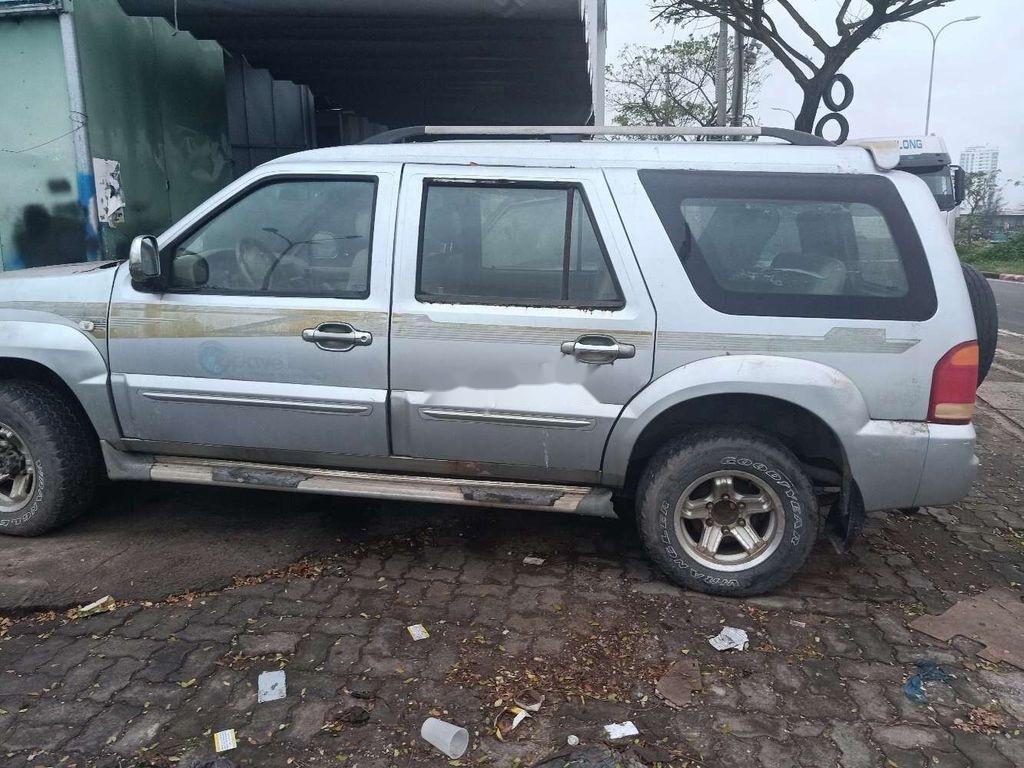 Cần bán xe Mekong Pronto đời 2007, màu bạc, giá 55tr (1)