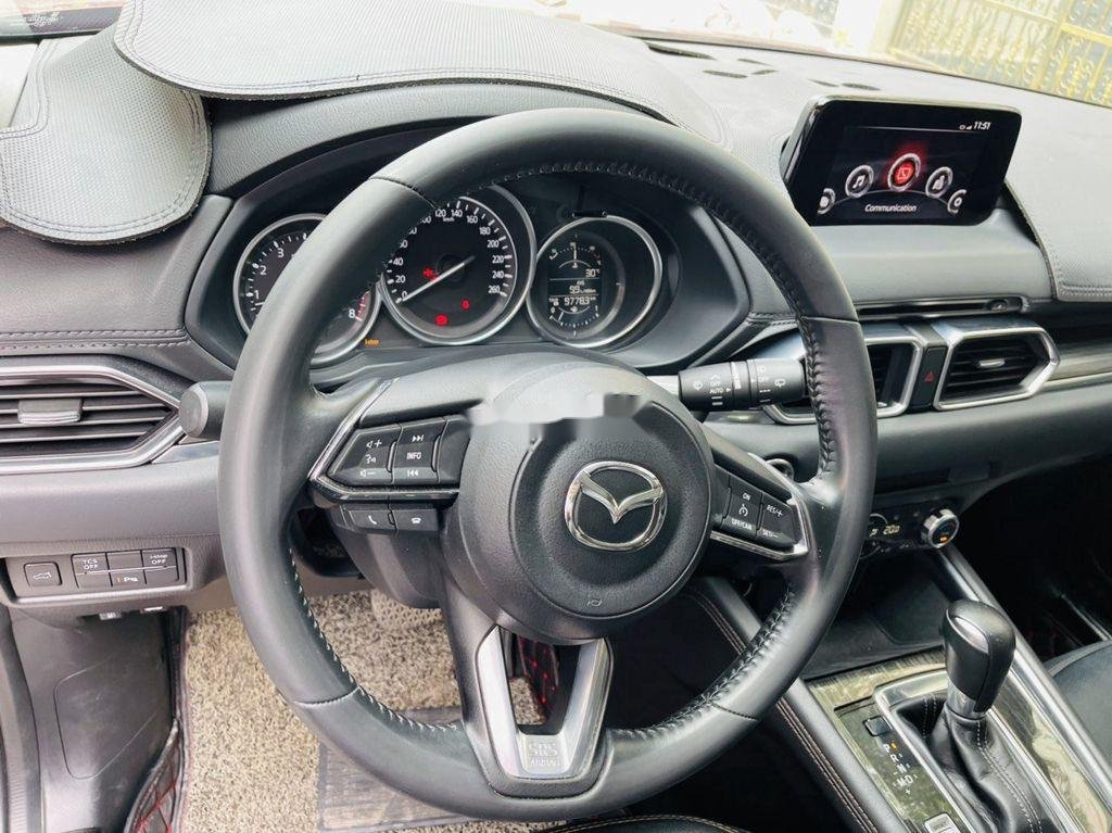 Bán ô tô Mazda CX 5 đời 2018, màu đỏ chính chủ (6)