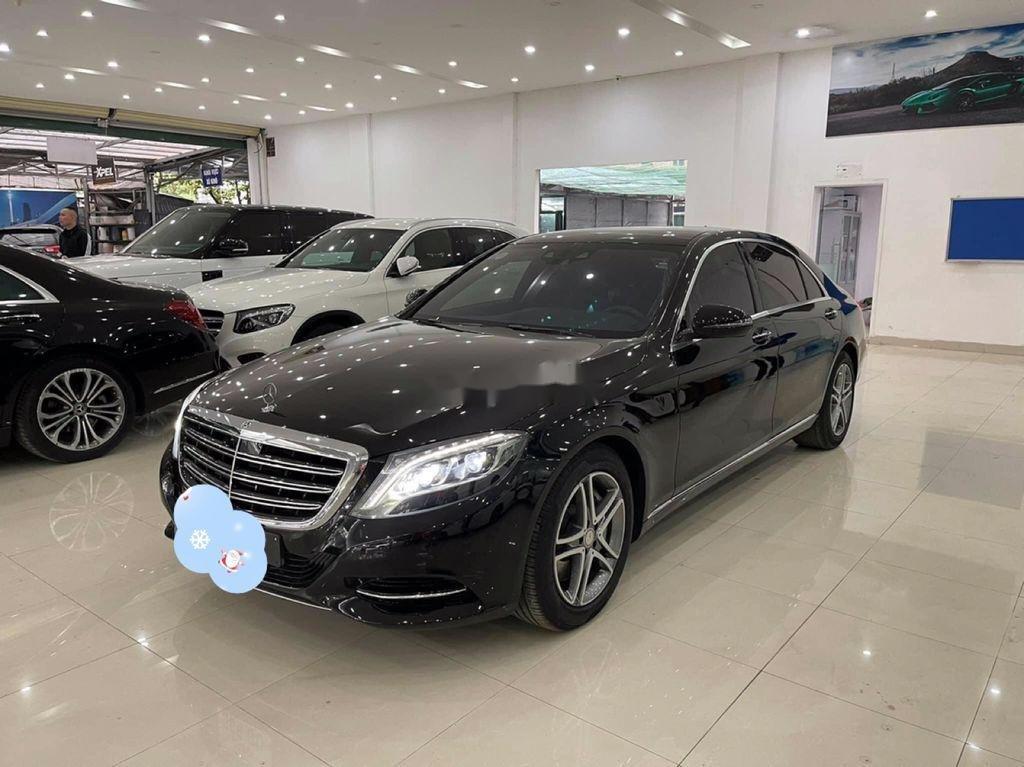 Bán xe Mercedes S400 đời 2014, màu đen, nhập khẩu  (1)