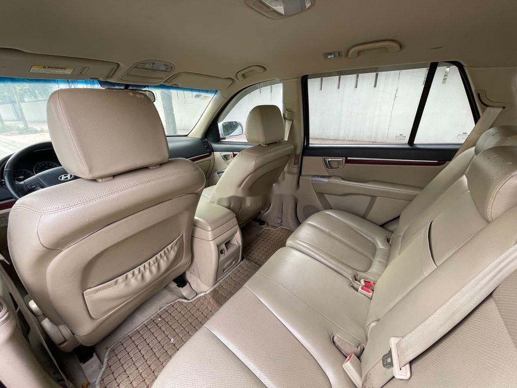 Bán ô tô Hyundai Santa Fe năm sản xuất 2008, xe nhập còn mới (8)