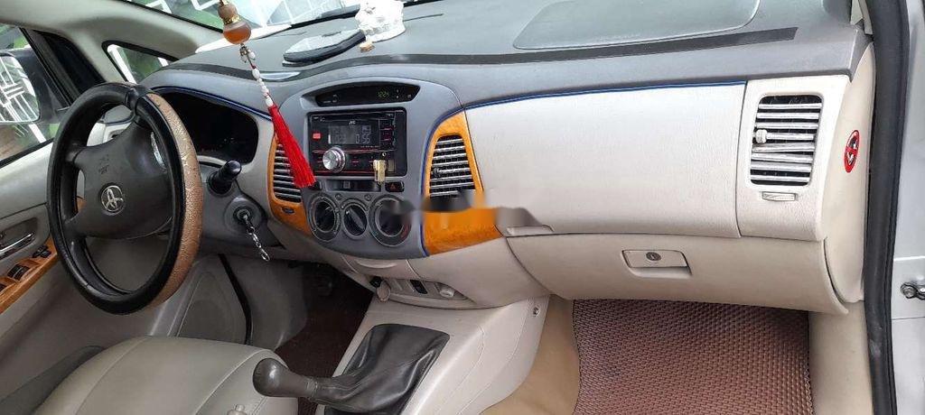 Bán Toyota Innova sản xuất năm 2010, giá tốt, xe chính chủ (4)