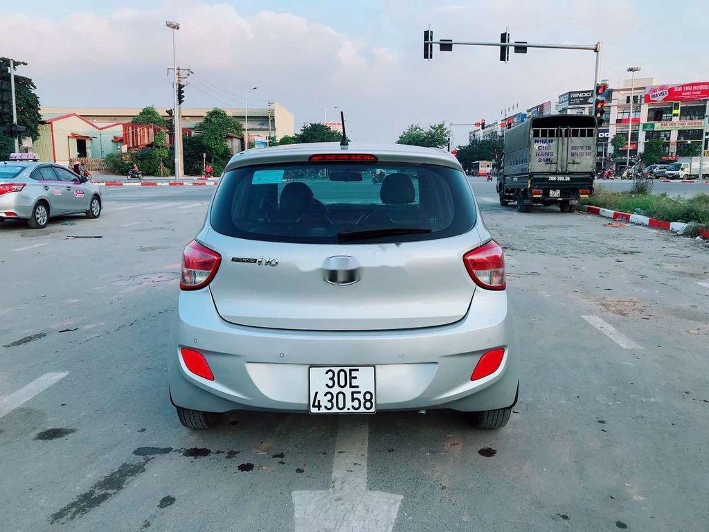 Bán Hyundai Grand i10 năm sản xuất 2015, xe giá mềm (3)