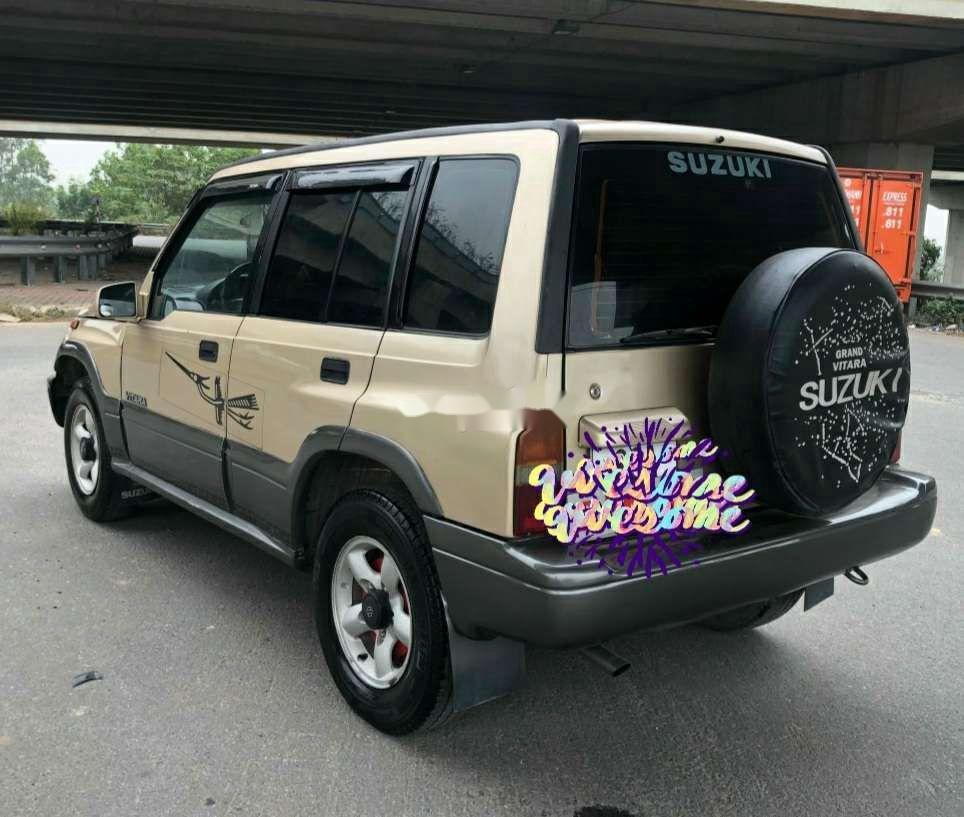 Bán Suzuki Vitara năm sản xuất 2003, nhập khẩu nguyên chiếc còn mới (2)
