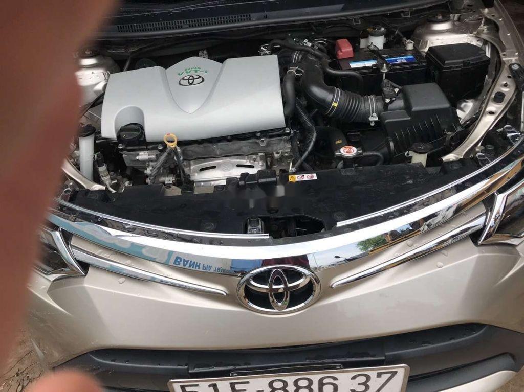 Bán ô tô Toyota Vios sản xuất 2017 còn mới (6)