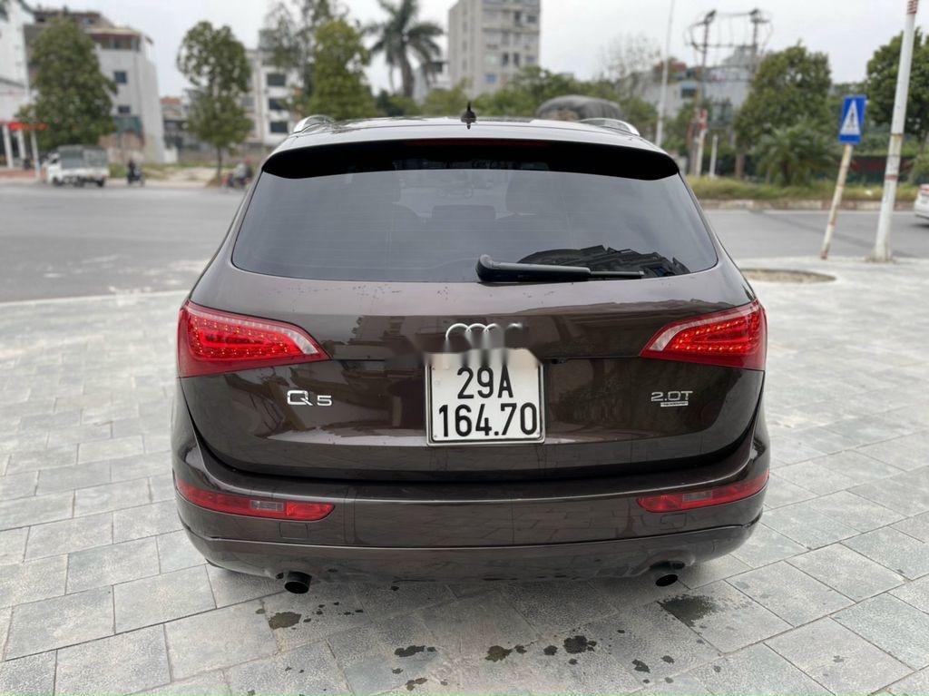 Bán xe Audi Q5 sản xuất 2010 còn mới, 630 triệu (5)