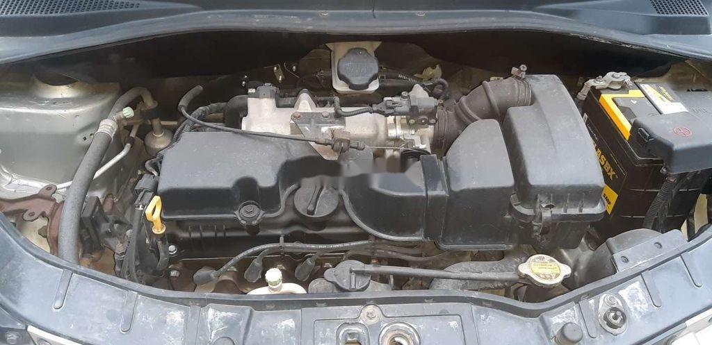 Bán ô tô Kia Morning đời 2011, màu bạc ít sử dụng (2)