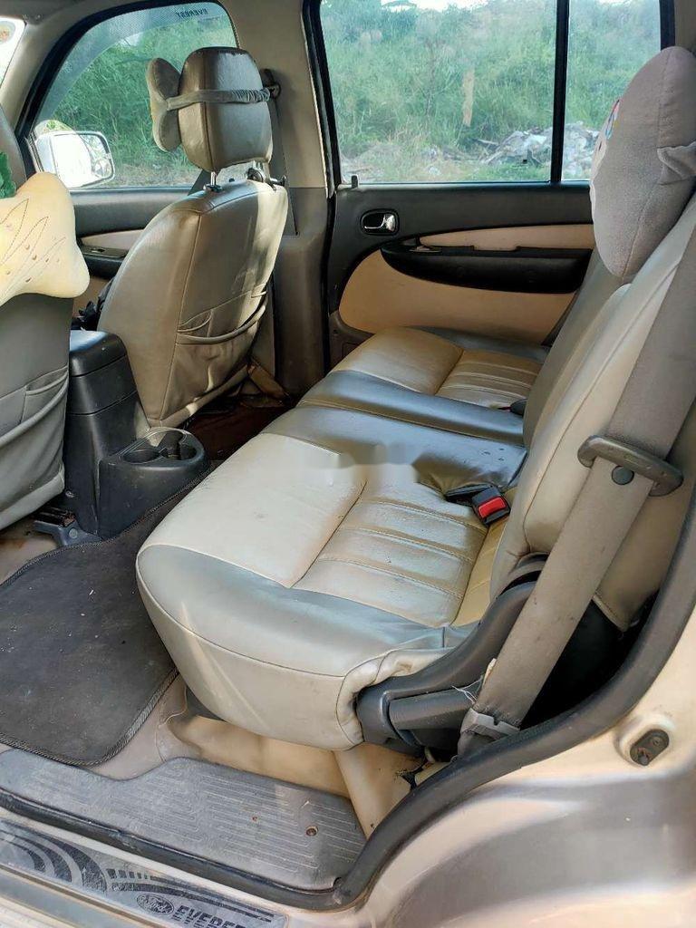 Bán Ford Everest năm 2005 còn mới, giá chỉ 225 triệu (6)