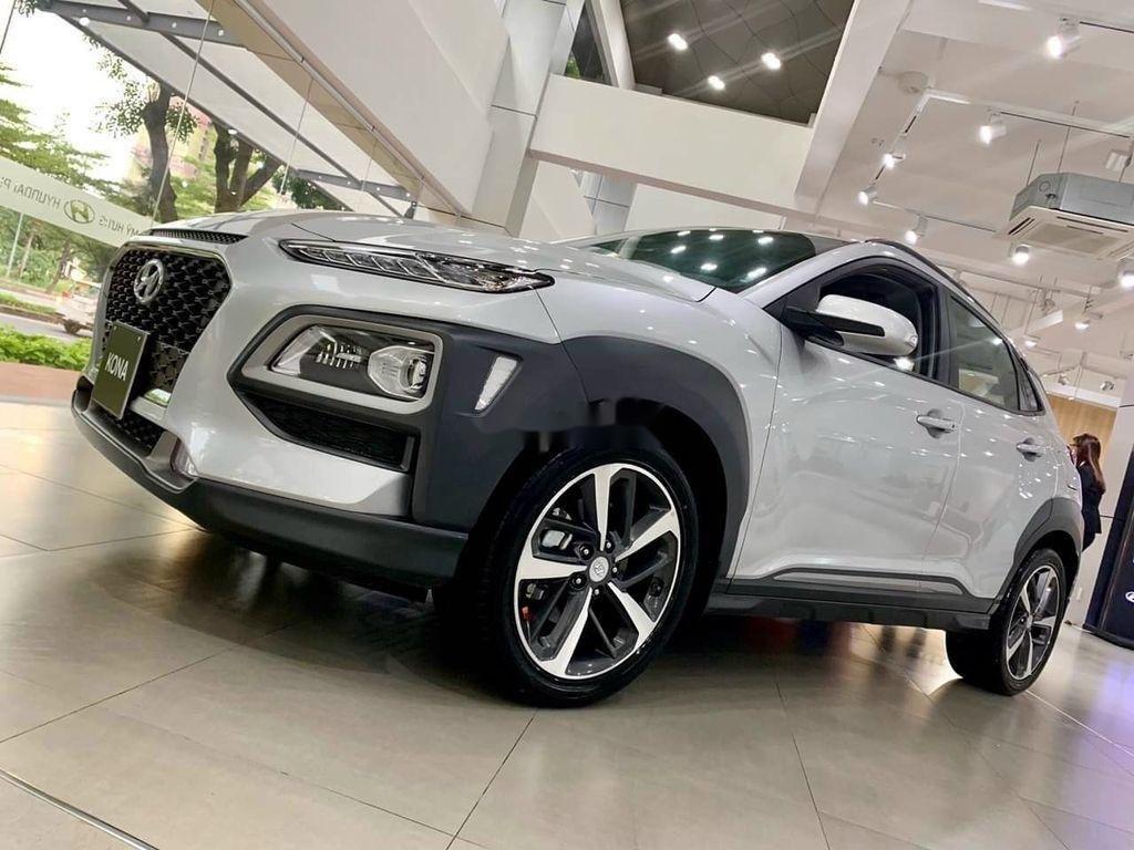 Bán ô tô Hyundai Kona năm sản xuất 2020, màu trắng, 624tr (4)