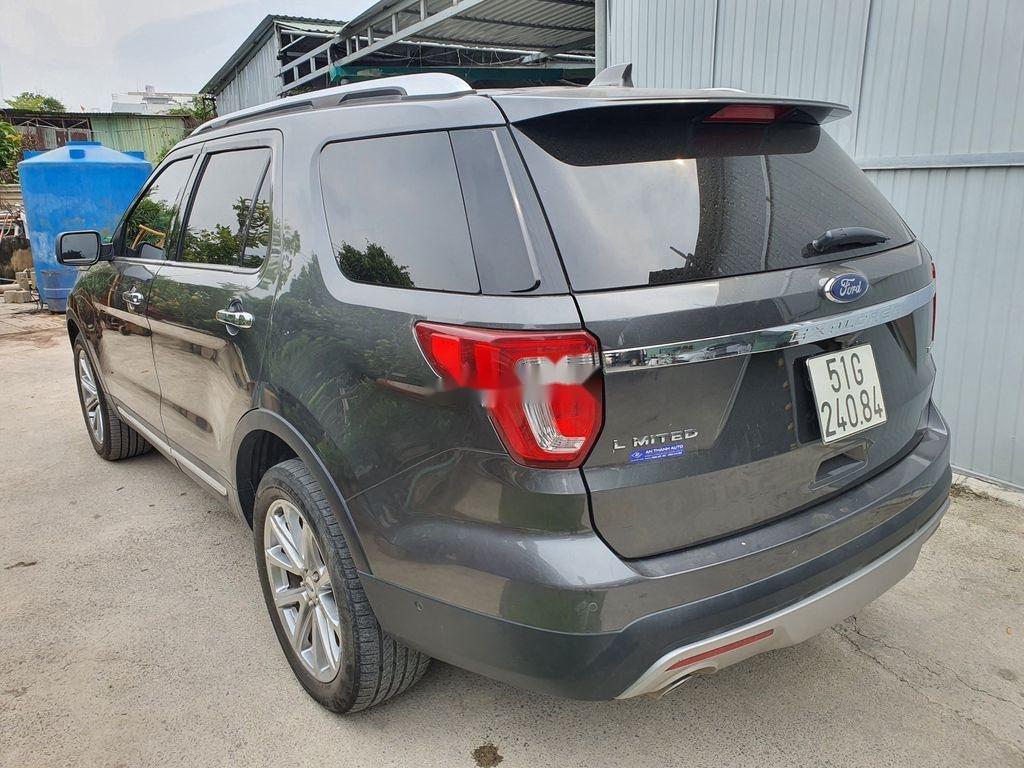 Bán Ford Explorer sản xuất năm 2016, nhập khẩu (4)