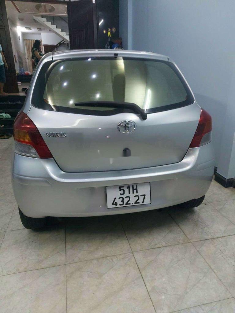 Xe Toyota Yaris sản xuất năm 2020, nhập khẩu nguyên chiếc còn mới (3)
