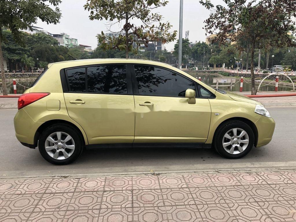 Cần bán xe Nissan Tiida đời 2007, nhập khẩu còn mới, 255 triệu (5)