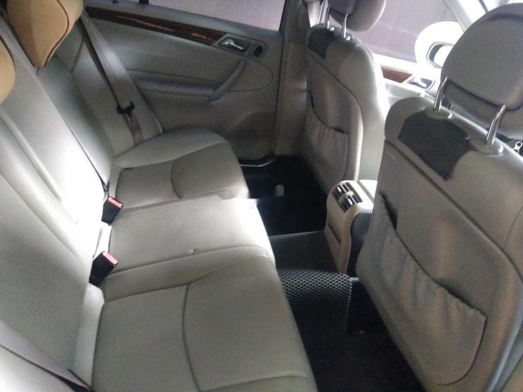 Bán Mercedes C class năm sản xuất 2002, nhập khẩu còn mới, 155tr (10)