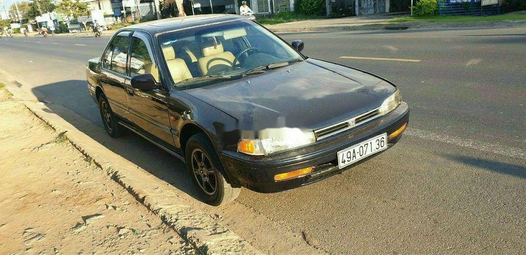 Cần bán gấp Honda Accord đời 1993, nhập khẩu nguyên chiếc (1)