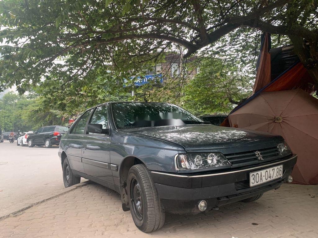Bán Peugeot 309 năm 1994, xe nhập còn mới, giá 62tr (1)