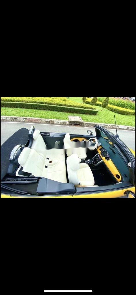 Bán Mini Cooper sản xuất 2005, màu vàng, nhập khẩu, 590tr (12)