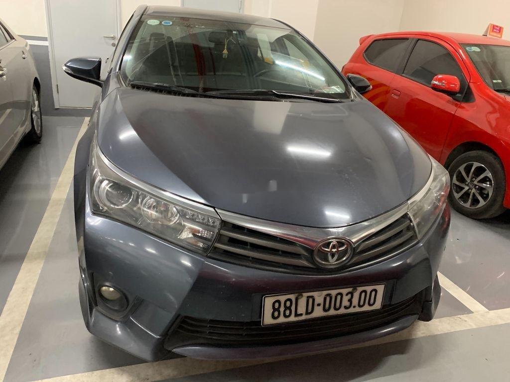 Bán Toyota Corolla Altis sản xuất năm 2014 còn mới giá cạnh tranh (3)