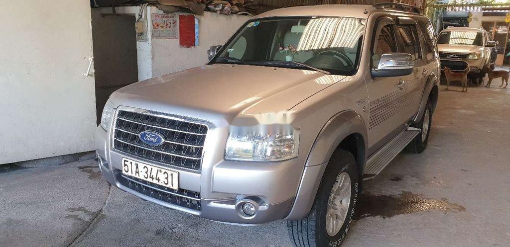 Xe Ford Everest năm sản xuất 2007, màu bạc ít sử dụng (4)